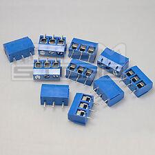 10 pz morsetti 3 poli H=10 Morsettiera PCB circuito stampato - ART. AZ12
