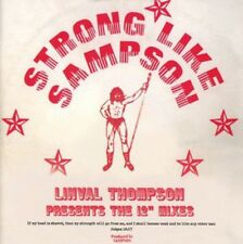 Strong Like Sampson: Linval Thompson (2015, CD NIEUW)2 DISC SET