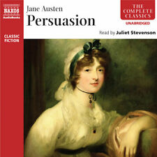 Jane Austen - Sense and Sensibility & Persuasion Books on Audio mp3 CD (CD03)