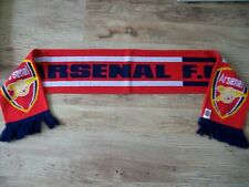 ARSENAL FC WOOLEN SCARF
