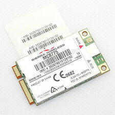 Sierra Wireless Wwan 3g Pci-express Mini mc8775 WLAN roaming global Tarjeta