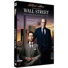 DVD *** WALL STREET : L'ARGENT NE DORT JAMAIS ***