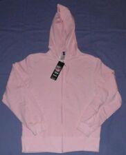 Tampa Bay Buccaneers Hoodie Ladies Small Pink Full Zip Reebok NFL Womens Jacket