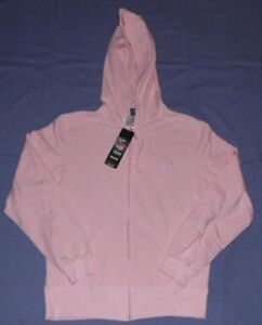 Tampa Bay Buccaneers Hoodie Ladies XL Pink Full Zip Reebok NFL Womens Jacket