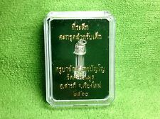 BE2560 New Genuine Thai Amulet Takrut For Life Protection Blessed by Kruba Noi