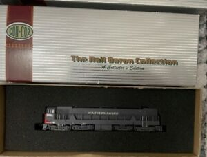 N,Concor U50 diesel Southern Pacific DCC ready