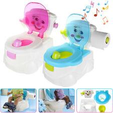 Pot de toilette fauteuil WC chaise musical pour bébé enfant thème Toilet Trainer