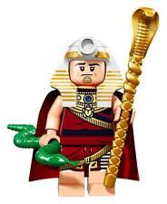 LEGO Batman Movie Series 71017 Minifigure - King Tut - New and Mint