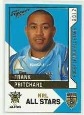 Canterbury Bulldogs Original Single NRL & Rugby League Trading Cards
