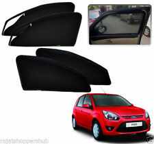 Zipper Magnetic Sun Shades Car Curtain For - Ford Figo Old before 2015