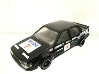 Vintage classic /1985 Corgi SAAB 9000 Black Rally Car Model Bull & Barker