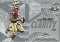 2015 Panini Clear Vision Clarity #CL32 Colin Kaepernick - NM-MT