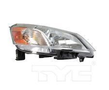 TYC Right Passenger Side Halogen Headlight for Nissan NV200 2013-2018 Models