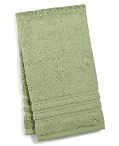 """Hotel Collection Ultimate 100% MicroCotton® 16"""" x 30"""" Hand Towel - Pear"""