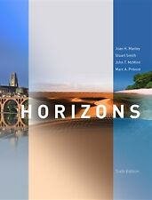 Horizons 6th Edition by Joan H. Manley - FRENCH TEXTBOOK