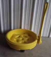 12 Gallon Capacity Mobile Drum Spill Dolly (#A04)