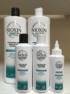 Nioxin Scalp Recovery Products - Shampoo, Conditioner, Soothing Serum you choose