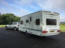 Swift Challenger 550se Touring Caravan 2004
