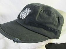 Biker Wwear  Hat MOTORCYCLE BIKER HAT Womans/ Mens About large ARMY STYLE