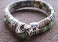 Ethno Armband grün Herren Damen neu Surferarmband Herrenarmband Damenarmband