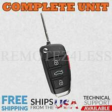 Keyless Entry Remote For 2006 2007 2008 2009 2010 Audi A4 Car Key Fob Control