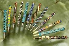 Jeweled Pen for Book of Shadows, Parchment!