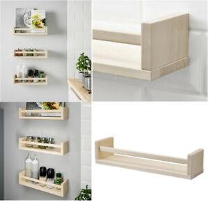 Ikea BEKVAM abedul Especiero
