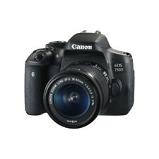 Canon EOS 750d DSLR Camera With 18-55mm STM Lens