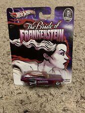 Hot Wheels Pop Culture Bride of Frankenstein 59 Cadillac Funnycar