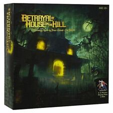 Betrayal at House on the Hill - Board Game By Avalon Hill - New