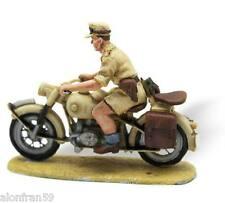 Lead Soldiers Motorcycle - Afrika Korps BMW R75 - Smi002