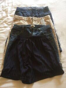 Boys Shorts Bundle of 4 Pairs age 12