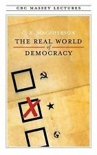 The Real World of Democracy (Massey Lectures series)-ExLibrary