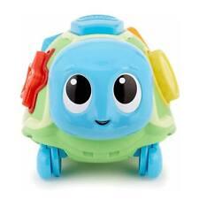 Little Tikes Crawl 'N Pop Turtle Shape Sorter Colour Match Cruise Baby BNIP