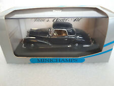 MERCEDES-BENZ 300S Coupe 1951-1955  dark blue 1/43 Minichamps 430 032321