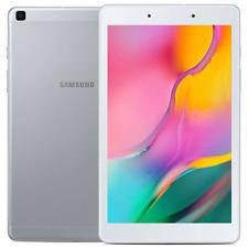 """Samsung Galaxy 8"""" Tab A Tablet 32GB Silver SM-T290NZSCXAR w/ 32GB microSD Card"""