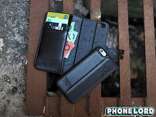 Genuine Mossimo iPhone 6 6S Plus Mag latch removeable wallet case leather new