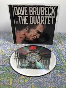 The Quartet by Dave Brubeck ~ CD