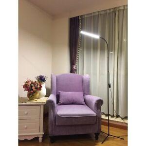 Floor Standing Lamp 800 Lumens Brightness Warm Light & Cool White Light LED