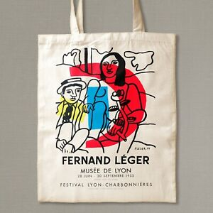Fernand Leger Tote Bag , Gift Bag, Bag for Life