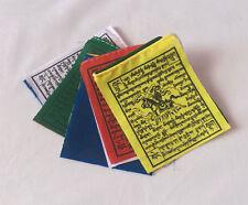 Tibetan Wind Horse Mini Room Prayer Flag