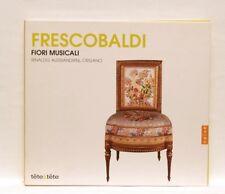 RINALDO ALESSANDRINI, JOSEP CABRE, ONOFRI - FRESCOBALDI masses OPUS111 2xCDs NM