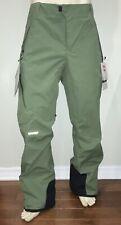 686 GLCR GT PANT Gore-Tex Ski/Snowboard pants X Large Green NWT
