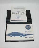 1995 Buick Park Avenue Factory Original Owners Manual Book Portfolio USED #30