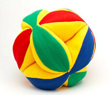NEW CUDDLE BELL BALL - Tactile Huggable Squeezy Calming,  Warm & Soft SEN Needs