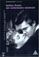 Letter From An Unknown Woman (DVD, Max Ophuls collection) {REGION 2} New/Sealed