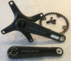 Praxis Works Zayante Carbon M30 Crankset Chainset 170mm RRP £300.00