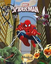 Marvel Spider-Man Magical Story by Parragon (Hardback, 2017)