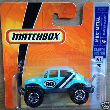 Matchbox  Volkswagen 4x4 Beetle - blue
