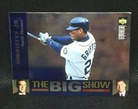 1997 Ken Griffey Jr UDCC THE BIG SHOW 43/45 HOF MINT